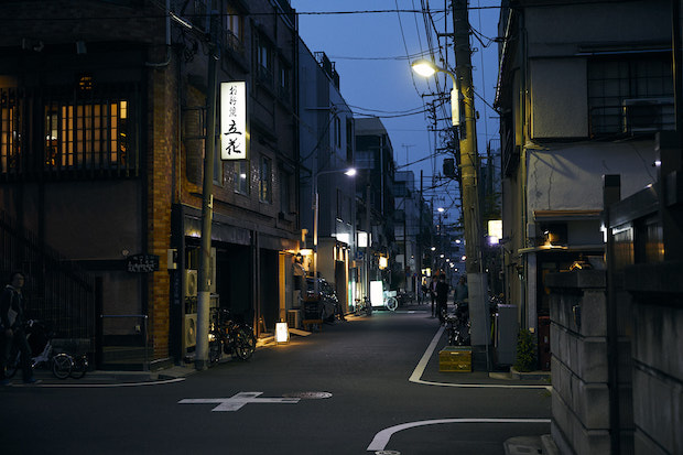奥浅草の街並み