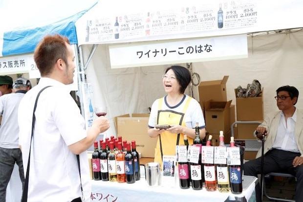 「ワイナリーこのはな」の赤ワインは、東日本と北海道を巡るJR東日本のクルーズトレイン・「TRAIN SUITE四季島」に採用されています
