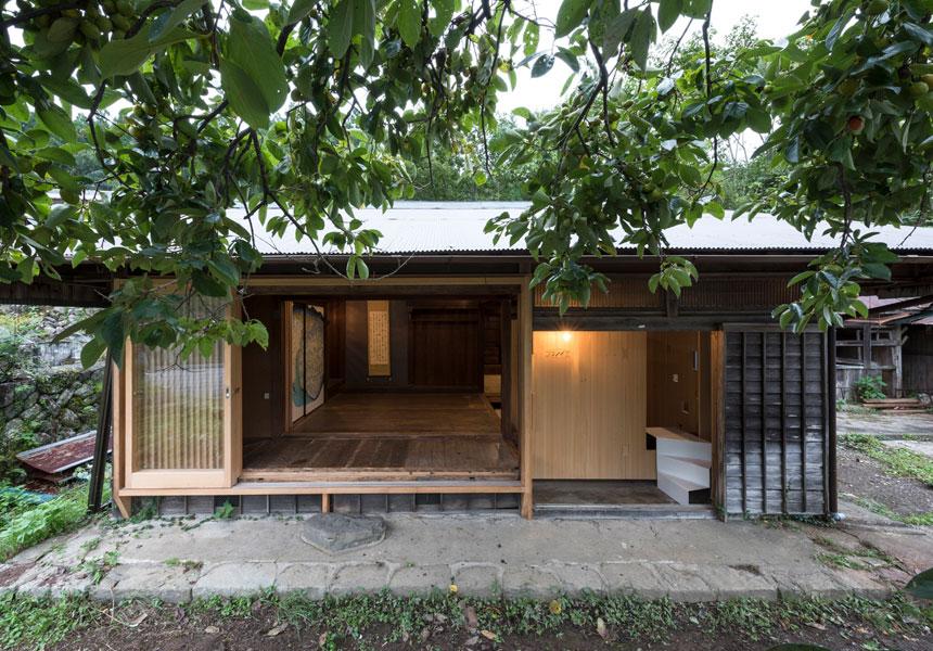 空き家を地域の拠点へリノベーション。熊野市〈コウノイエ〉プロジェクト