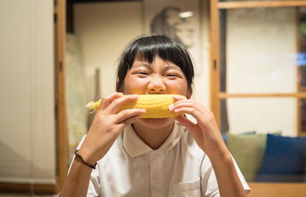 家族や友人がおいしいと言って食べてくれるのがほんとにうれしい。