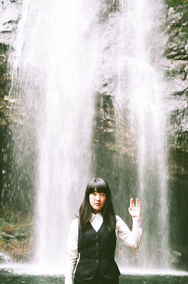 滝と島根のOL