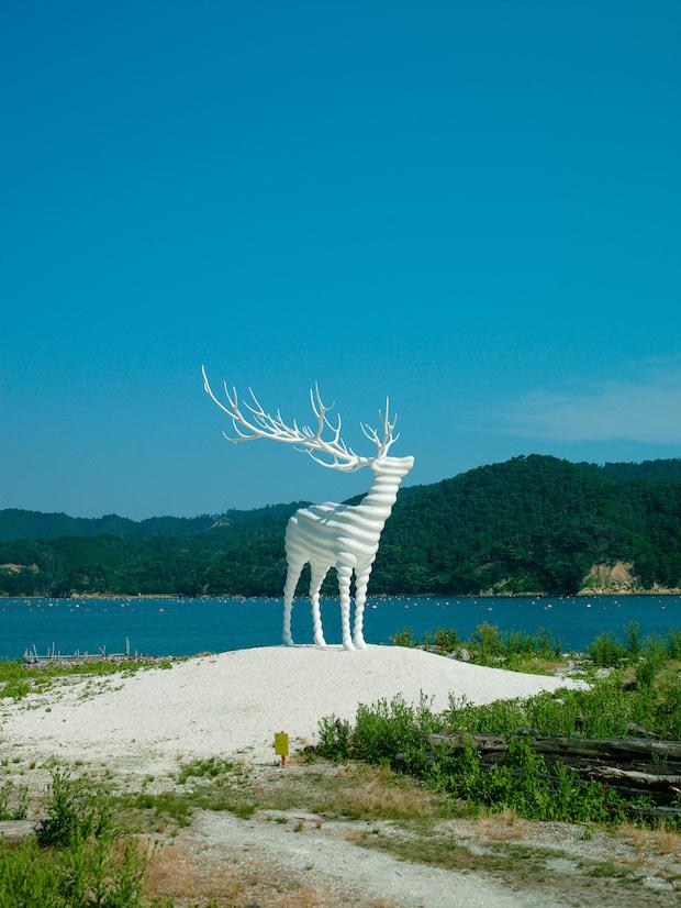 『White Deer (Oshika)』