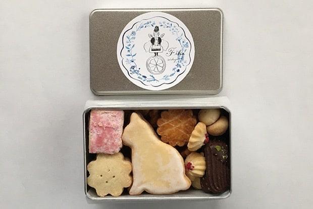 fikaの〈詰め合わせ焼き菓子〉(和歌山県)