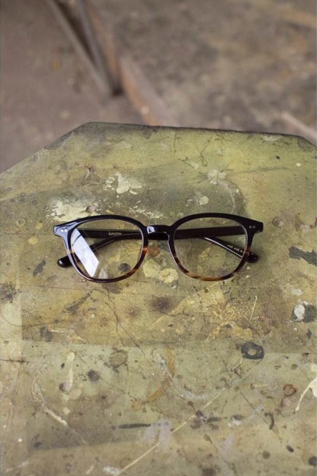 〈kearny〉の眼鏡