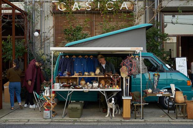〈boundaries〉 CASICAにて  マーケットを開催!  寺田本家ら旬のつくり手たちが集合
