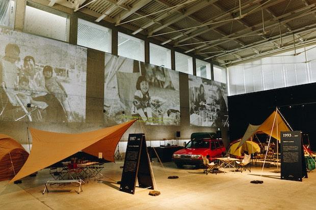 日本中から集めた野遊びの記憶。〈Snow Peak MUSEUM〉が新潟にオープン