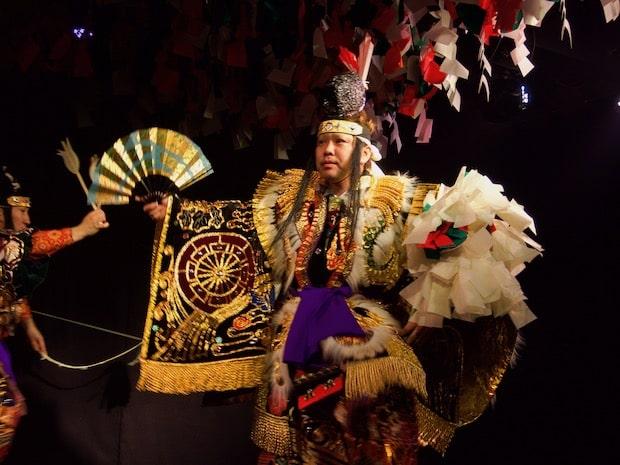 石見神楽の未来をつくる場に。構想10年、神楽専用劇場が島根県・江津にオープン