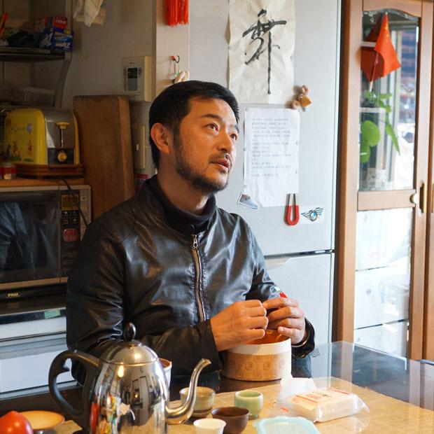 1987年に来日して以来、日本で暮らす王さん。