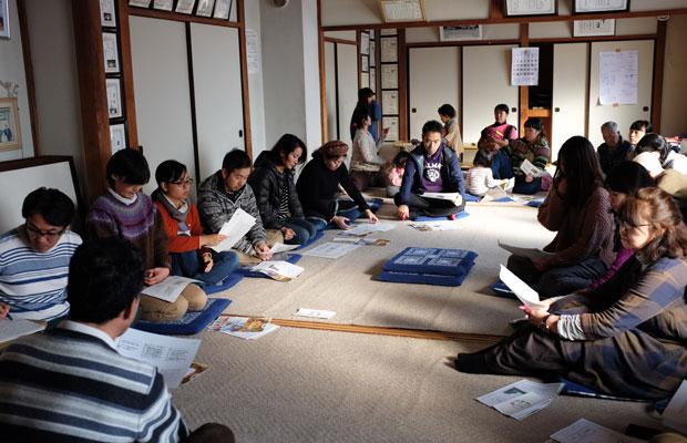 昨年末には、わたしが住む岩見沢市でも説明会を開催してもらった。