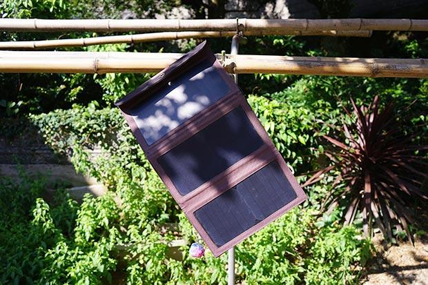 折太陽光発電機