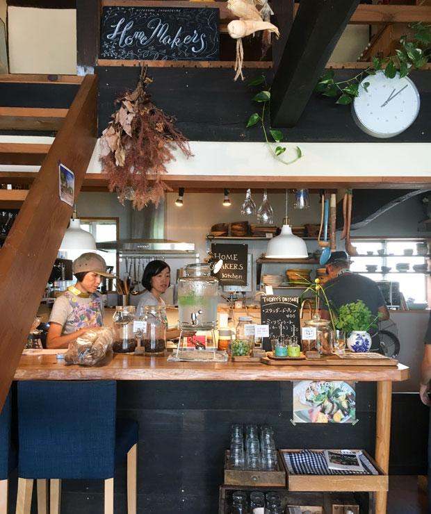 7月19日〜8月17日は週5日(火〜土曜日)カフェを営業。8月後半からはいつもどおり金、土曜の営業。