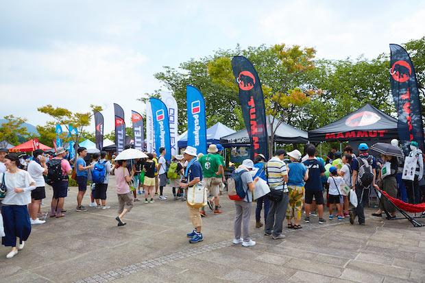 国内最大級の登山・アウトドアイベント  〈TANZAWA山モリ!フェス 2019〉が  10月5〜6日に開催。