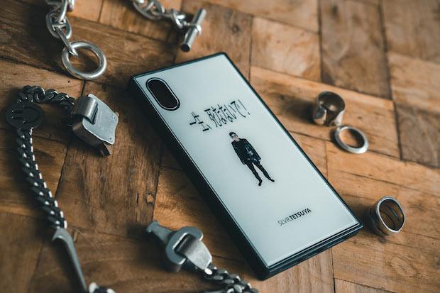 スマートフォンケース(iPhone X)全10種 3,500円(税抜)
