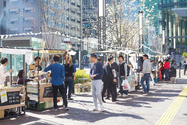 〈旅するいっぴんいち Vol.2 〉  東京・新虎通りに日本各地の  逸品が集結。大交流会も開催!