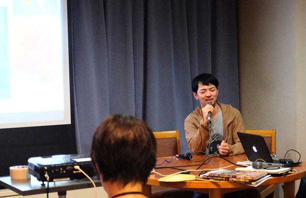山口さんは富山県出身。北海道を初めて訪れたのは高校時代。東川町で行われた〈写真甲子園〉というプロジェクトに参加したことがきっかけ。以来、このイベントでボランティアをするようになり、夕張にも足を運んだそう。
