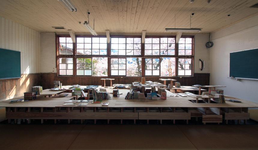 築約70年の木造校舎の廃校を活用。熊野市のまつりをリノベーションする