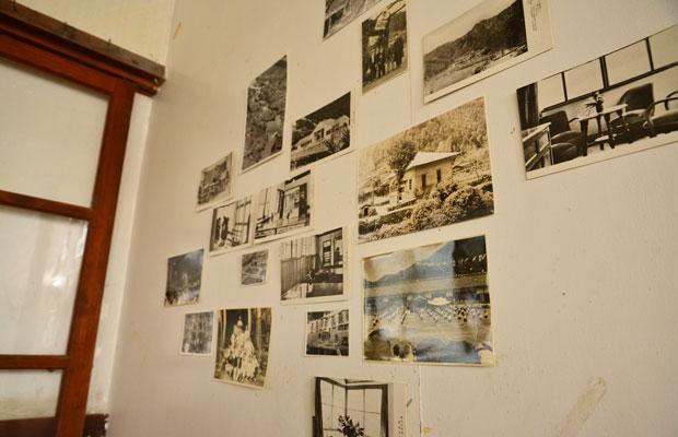 昔の神川町を写真で記録されている宇城守雄さんの写真展も同時開催された。