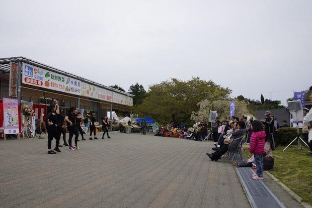 〈道の駅 黒井山グリーンパーク〉。岡山県瀬戸内市邑久町虫明5165−196