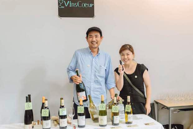 週末のおでかけに。八戸の自然派ワインのフェス〈Bon! Nature〉開催。今年のテーマは「ペアリング」。