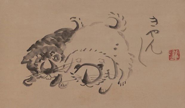 ゆるかわな画風に癒される!「博多の仙厓さん」が福岡市美術館で一挙公開
