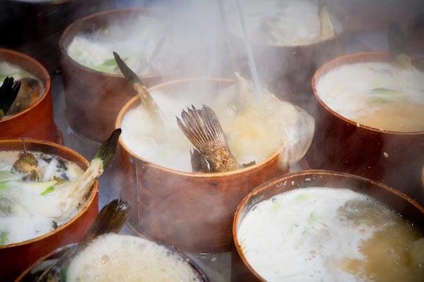 粟島の秋を代表する郷土料理が集合!離島キッチン日本橋店で〈粟島フェア〉が開催
