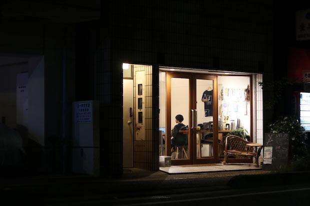 高知市へ移住した方が開業したゲストハウス&カフェ〈とまり木〉。「発見を生み、変化を楽しめる旅」をコンセプトに、新しい場づくりに取り組んでいる。