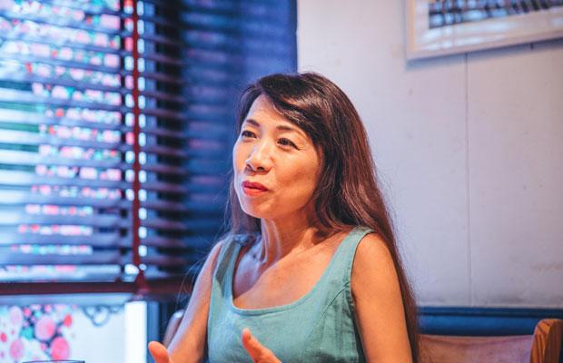 鎌倉美学オーナーの湊万智子さん