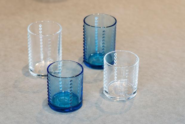 〈スミダ コンテンポラリー〉の「Y Glass」Photo:Kenta Hasegawa