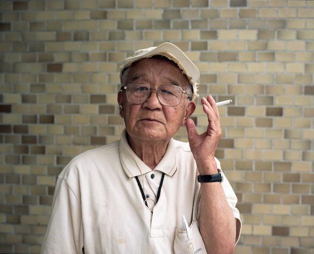 岡田忠雄さん(撮影:黑田菜月)