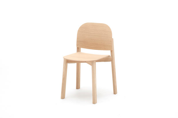 Product Name: Polar Chair Product type: Stacking chair Designer: Moritz Schlatter Brand/Manufacturer: Karimoku New Standard / Karimoku Furniture Inc. Material: Japanese oak wood Made in: Aichi Prefecture