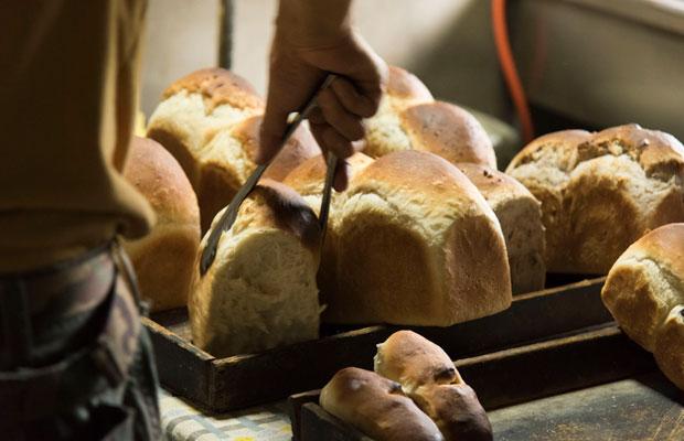 ミルトコッペの食パン