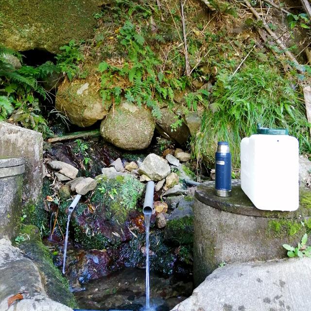 下田の湧き水スポット
