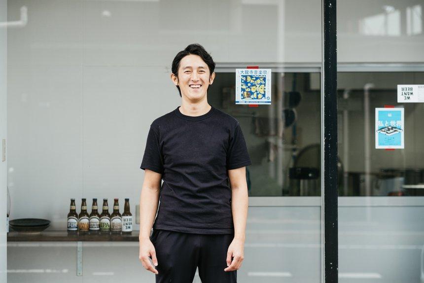 〈ARCH BREWERY〉柳昌宏さんクラフトビールを通して自分のまちを自分でおもしろくする