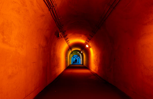 [tunnel of Light]Ma Yansong / MAD Architects(大地の芸術祭)