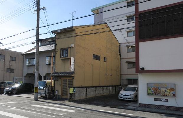 OTOYADO IKUHAのビフォー。