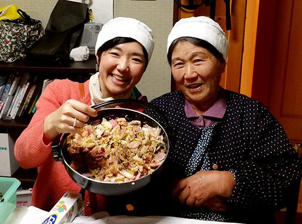 岐阜県飛騨市に伝わる漬物ステーキ