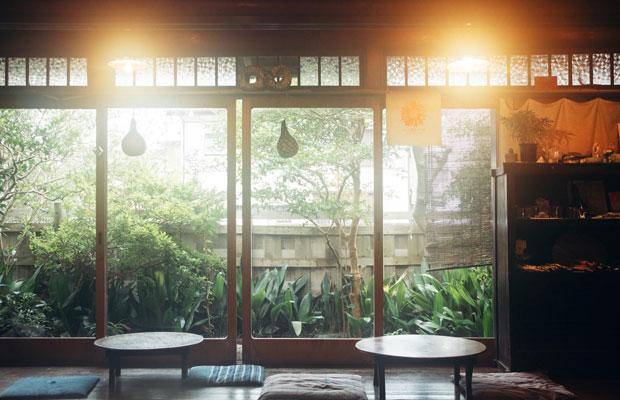 昔ながらの日本家屋をそのまま使っている一花屋は、まるで実家に帰ってきたかのような居心地の良さがあるお店だ。