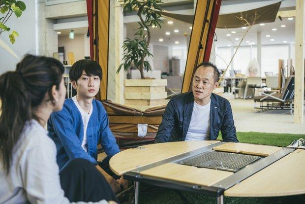今回の取材を機に、ジェイアール東日本企画とスノーピークの協業で、今後新たな地方創生プロジェクトが誕生するかもしれない。