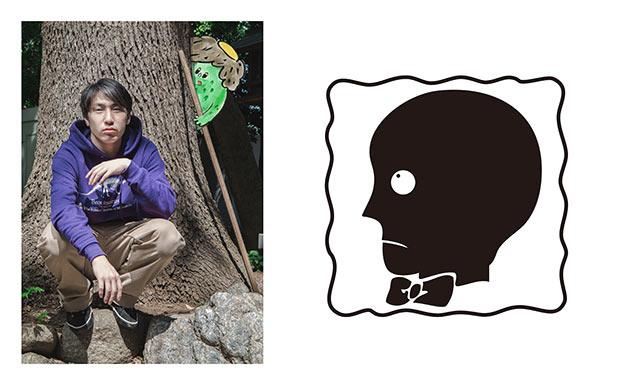左から、ひらのりょう photo: Takuya Shima/ぬQ