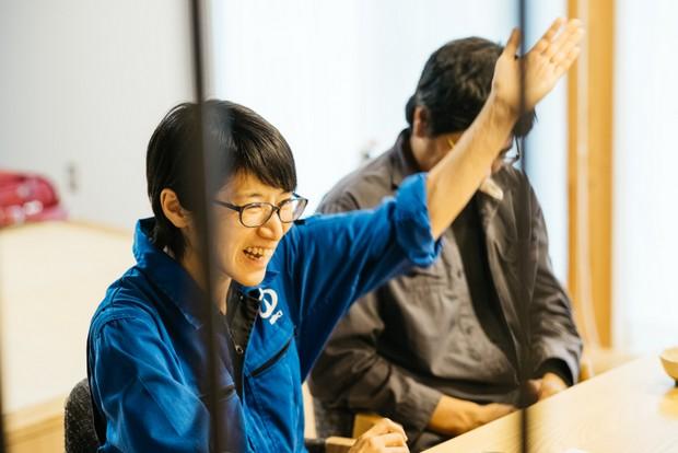 「自分たちだけでがんばるというよりは、基本『助けてくださ〜い!』ってすぐ周りの人を頼るほうですね(笑)」と祥子さん。