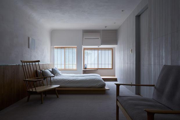 〈滔々 二階の宿〉観光地・倉敷美観地区内で、暮らしの延長にある静かな時間を過ごす