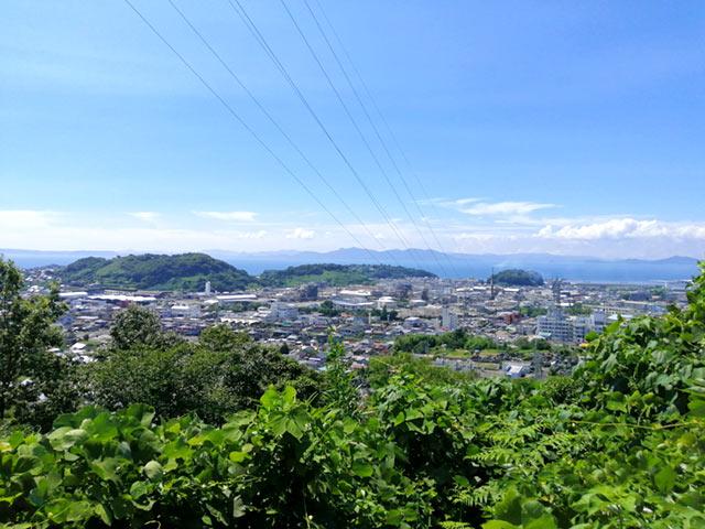 熊本県水俣の海