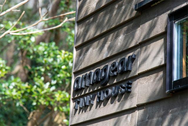 タイニーハウスのロゴ
