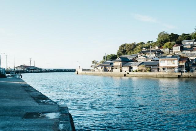 「萩にはものすごくきれいな海が本当にすぐ近くにあって、贅沢な環境だなあと思いました」(小川さん)