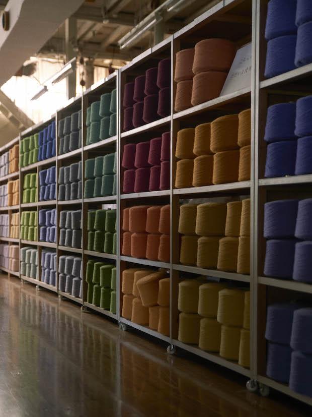 ウールの糸
