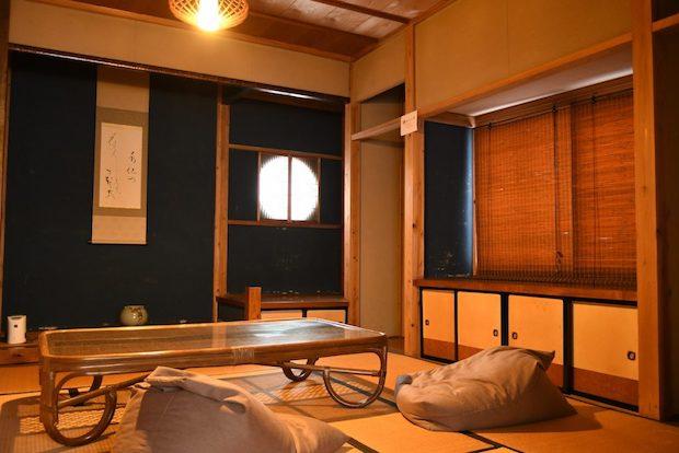 客室の写真。