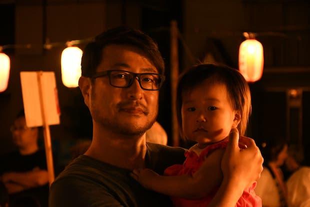 今年で40歳の長谷川さんは、もともと猪苗代町が地元。生まれてから高校を卒業するまで猪苗代町で育ちました。