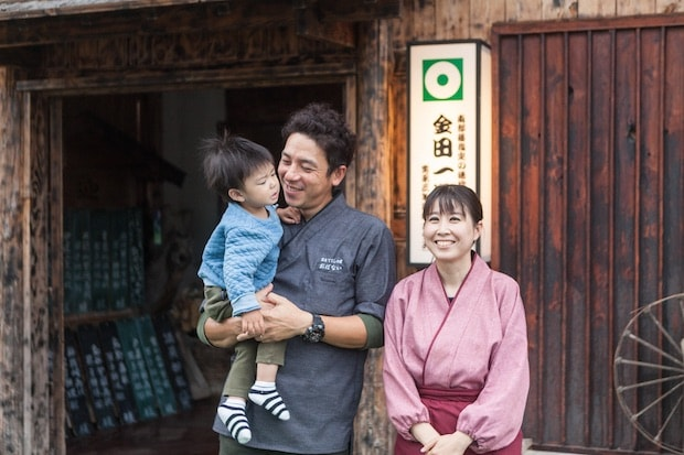 夫婦で金田一温泉郷を明るくする、癒しの宿〈おぼない旅館〉に出会いました