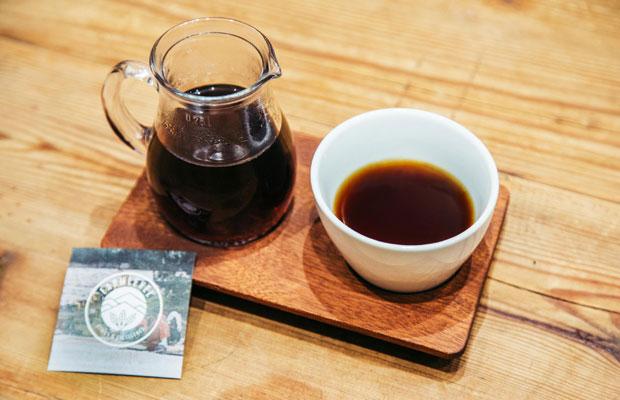 ヴァーヴコーヒーロースターズのコーヒー