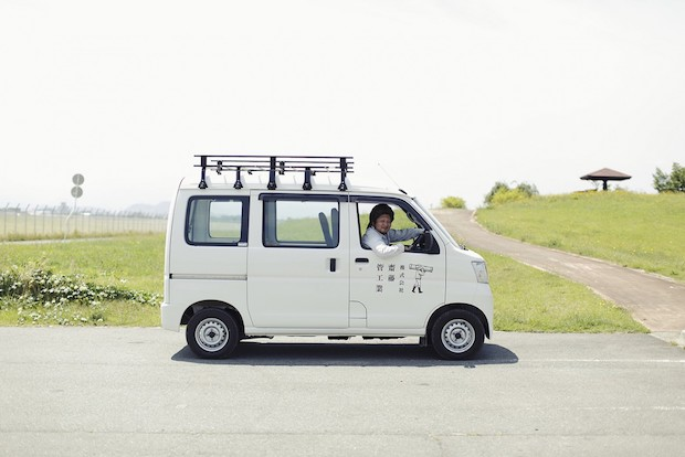 〈株式会社 斎藤管工業〉(2014-)CI, サイン計画 Photo: Kohei Shikama